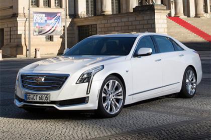 Cadillac CT6 3.0 V6 Standart