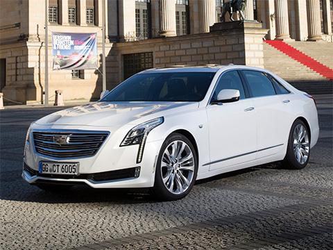 Cadillac CT6 - recenze a ceny | Carismo.cz