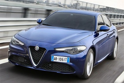 Alfa Romeo Giulia 2.9 Bi-Turbo AT QV