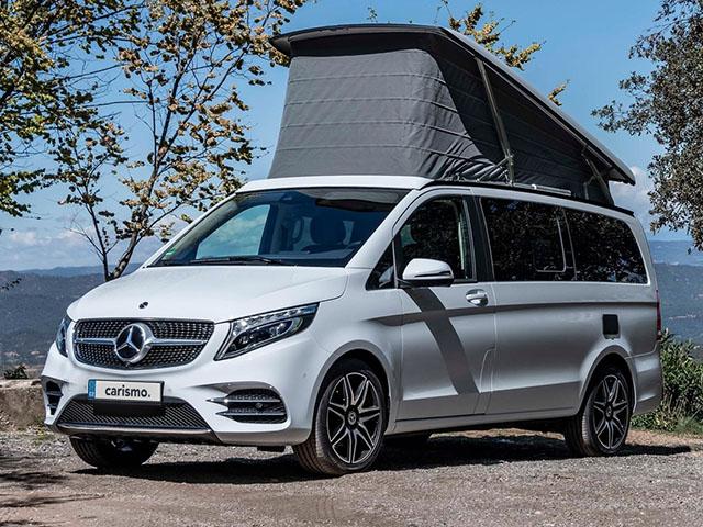 Mercedes-Benz Marco Polo - recenze a ceny   Carismo.cz