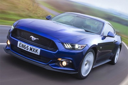 Ford Mustang Fastback 2.3 EcoBoost EcoBoost