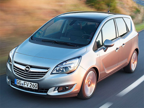 Opel Meriva - recenze a ceny | Carismo.cz