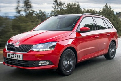Škoda Fabia Combi 1.0 TSI/81 kW AT Ambition