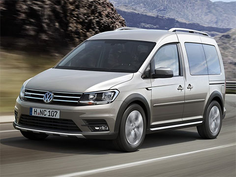 Volkswagen Caddy Maxi - recenze a ceny | Carismo.cz
