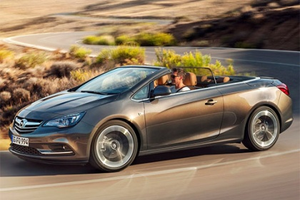 Opel Cascada 1.6 SIDI Turbo/125 kW AT Cosmo