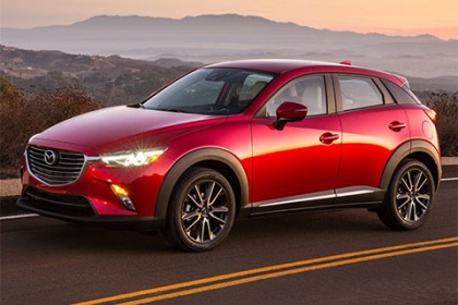 Mazda CX-3 1.5 SKYACTIV-D AWD AT Revolution