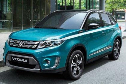 Suzuki Vitara 1.6 VVT Elegance