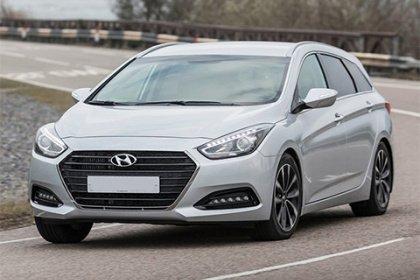 Hyundai i40 kombi 1.7 CRDi/104 kW Experience