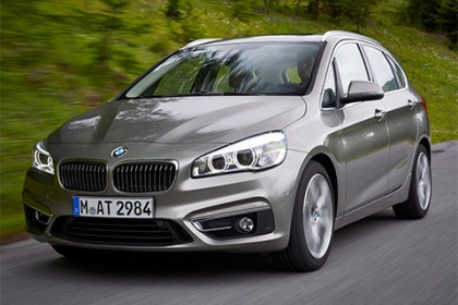 BMW 2 Active Tourer 220d xDrive AT Sport Line
