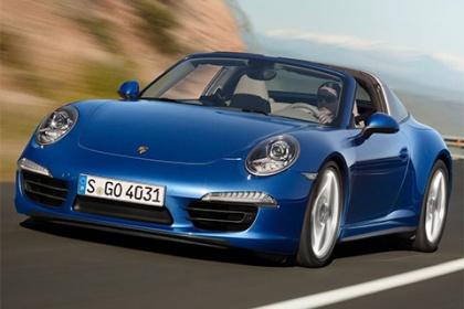 Porsche 911 Targa Targa 4 GTS Targa 4