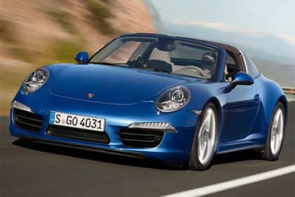 Porsche 911 Targa Targa 4S Targa 4