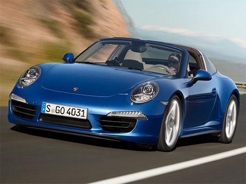Porsche 911 Targa - recenze a ceny | Carismo.cz