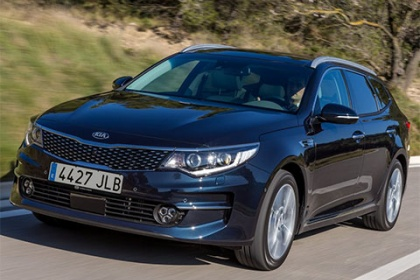 Kia Optima SW 1.7 CRDi DCT Executive Line
