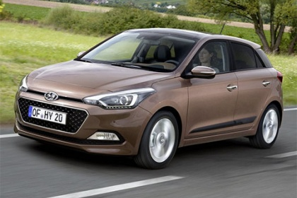 Hyundai i20 1.2i/55kW BEST OF FAMILY ****