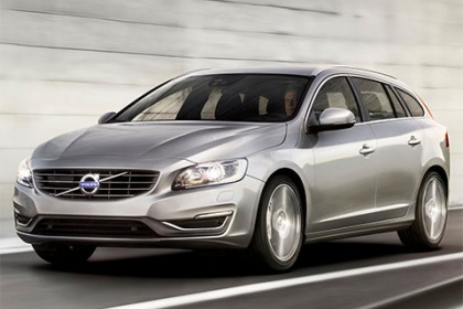 Volvo V60 D6 TWIN ENGINE R-Design Momentum