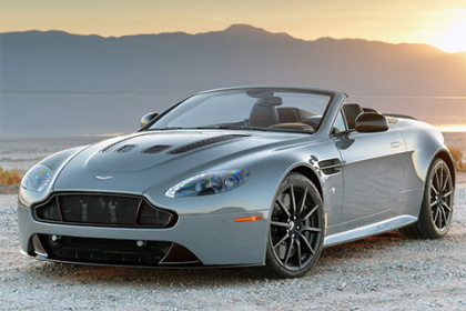 Aston Martin Vantage S Roadster V8 Manual V8