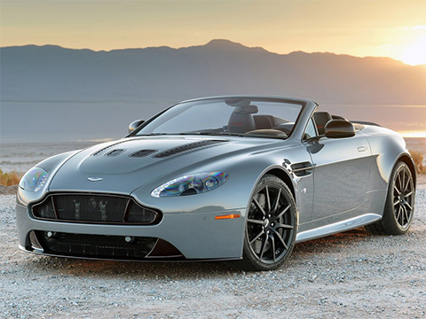 Aston Martin Vantage S Roadster - recenze a ceny | Carismo.cz